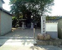 飛鳥戸神社/羽曳野市